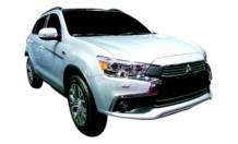 mitsubishi asx neuwagen - max. 24,50% rabatt und 2142,00€ bonus